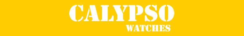 logo calypso watches